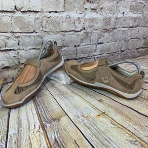 Merrell Womens Vented Leather Comfort Shoes Size 6